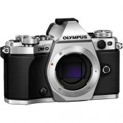 Olympus OM-D E-M5 Mark II Body Only (Silver)