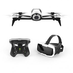 Parrot Bebop 2 FPV Bundle with Skycontroller 2