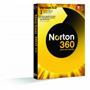 Norton 360 All-In-On Security Version 5.0 up to 3 PCs