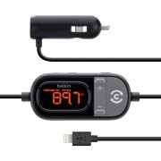 Belkin TuneCast Auto Live Play Control Charge