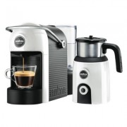 Lavazza Jolie Coffee Machine & Frother (White)