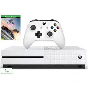 Xbox One S 1TB Forza Horizon 3 Console Bundle