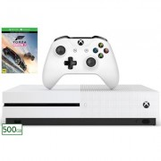 Xbox One S 500GB Forza Horizon 3 Console Bundle