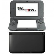 New Nintendo 3DS XL Console Metallic Black