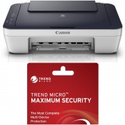 CANON PIXMA ALL-IN-ONE INKJET PRINTER+TREND MICRO Maximum Security