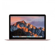 Apple MacBook 12-inch 256GB (Rose Gold)