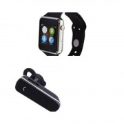 Pendo Smart Watch X1+Motion one Bluetooth Headset