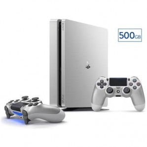 PS4 PlayStation 4 500GB Console Silver