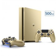 PS4 PlayStation 4 500GB Console Gold