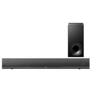 SONY - HT-NT5 - 2.1CH SOUNDBAR WITH HIGH-RES AUDIO/WI-FI - 400W