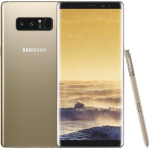 Samsung Galaxy Note8 64GB (Gold)