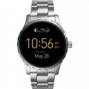 Fossil Q Marshall Smartwatch (Silver/Stainless Steel)