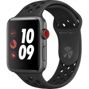 Apple Watch Series 3 Nike+ 42mm Space Grey Aluminium Case GPS + Cellular