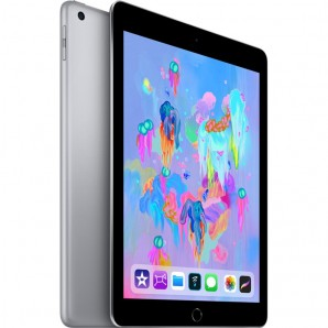 Apple iPad 128GB Wi-Fi + Cellular (Space Grey) [6th Gen]