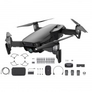 DJI Mavic Air 4K Drone Fly More Combo (Onyx Black)