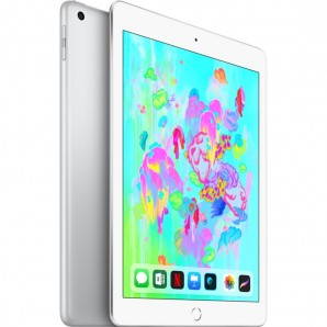 Apple iPad 32GB Wi-Fi (Silver) [6th Gen]