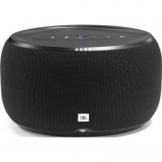 JBL Link 300 Google Voice Activated Speaker (Black)