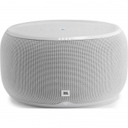JBL Link 300 Voice Activated Speaker (White)