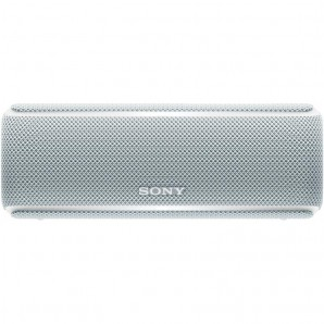 Sony SRSXB21 Portable Wireless Bluetooth Speaker (White)